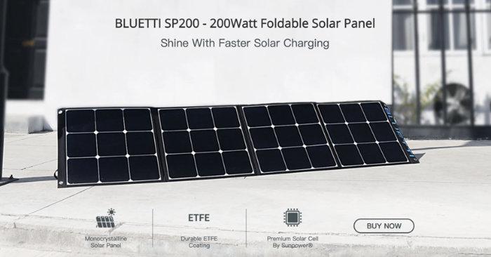 BLUETTI EP500 Pro Solar