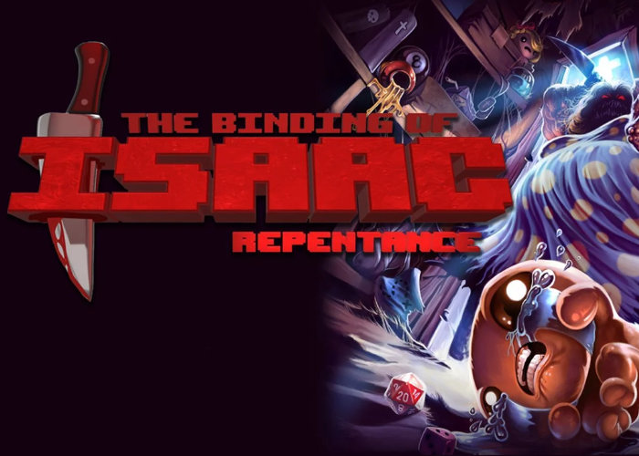 Binding of Isaac Repentance