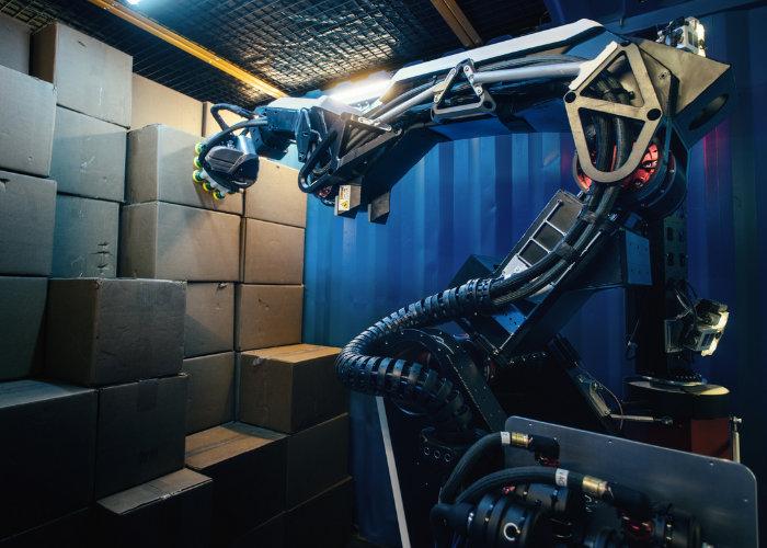 Boston Dynamics unveils Stretch robot