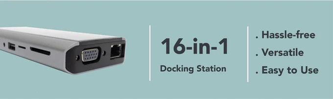 DockPro Hub