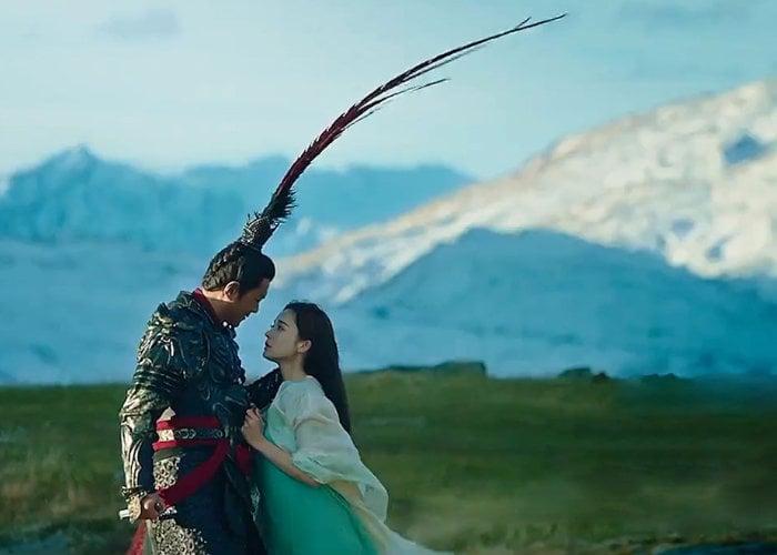 Dynasty Warriors film 2021