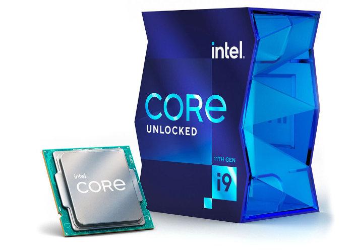 Intel Rocket Lake-S 11th Gen Intel Core S-series desktop processors
