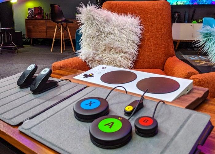 Logitech G Xbox Adaptive Gaming Kit