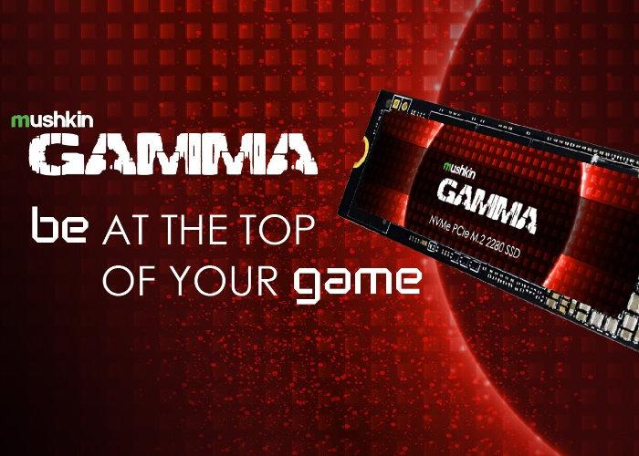 Mushkin SSD GAMMA