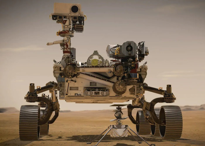 Mars rover engineering explained - Geeky Gadgets