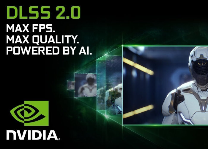 NVIDIA Unreal Engine 4 DLSS plug-in