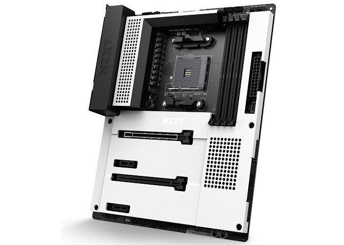 NZXT N7 B550 Socket AM4 motherboard