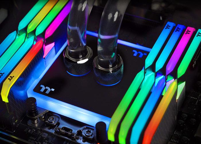 Thermaltake ToughRAM XG RGB DDR4 memory