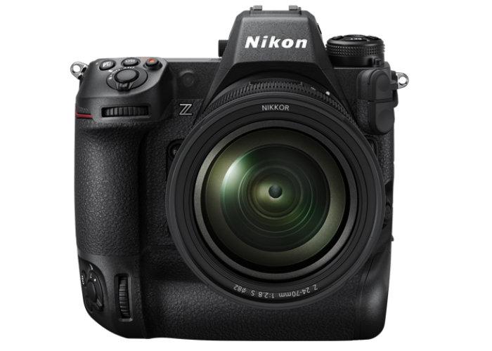 Nikon Z9 mirrorless camera