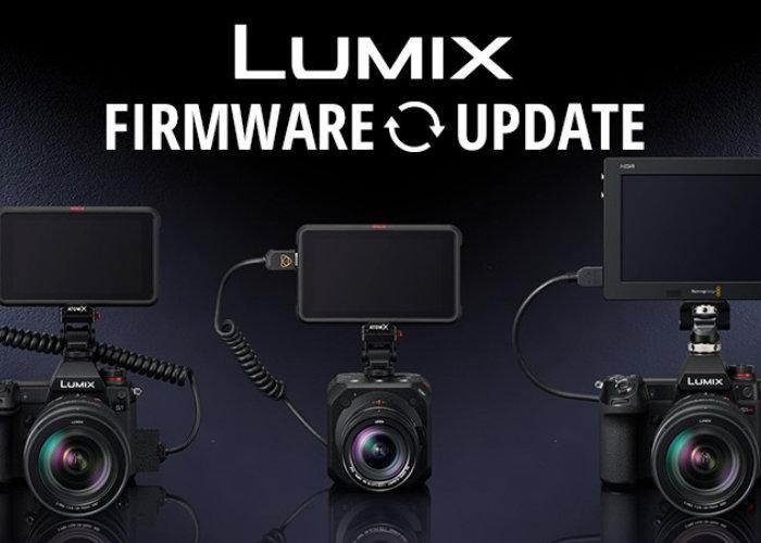 Panasonic Lumix firmware update