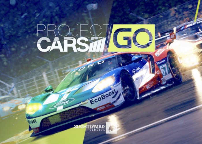 Project Cars Go mobile racing game