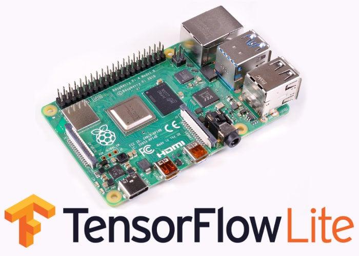 Raspberry Pi TensorFlow