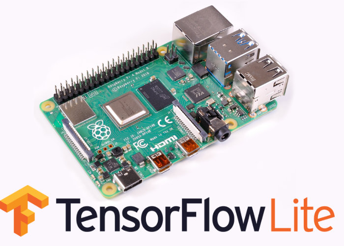Raspberry Pi machine learning with TensorFlow Lite - Geeky Gadgets