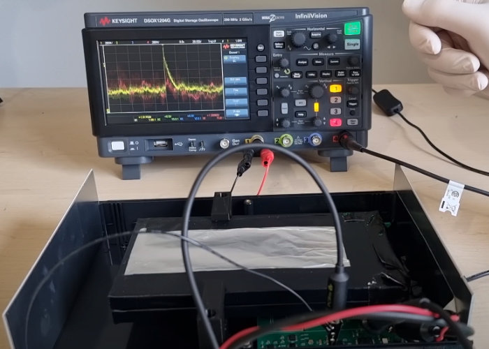 Raspberry Pi cosmic ray detector project