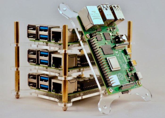 Raspberry Pi super computer