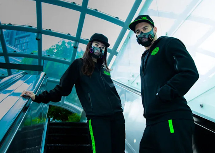 Razer face mask