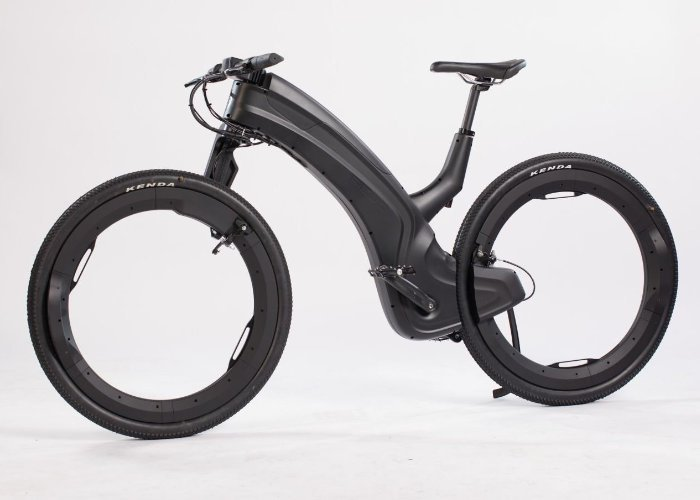 Reevo hubless electric bike hits Indiegogo - Geeky Gadgets