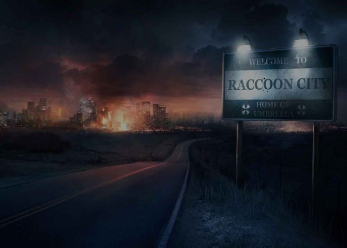 Resident Evil Welcome to Raccoon City film