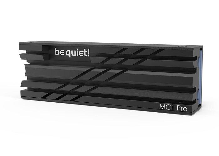 be quiet SSD cooler