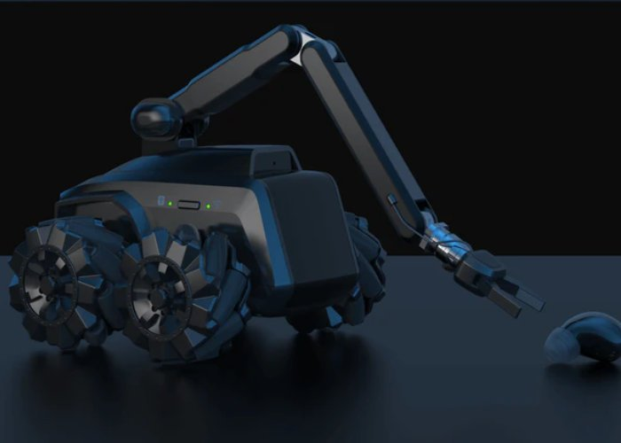 Scout home robot