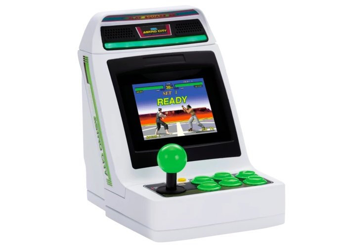 Sega Astro City Mini retro arcade console