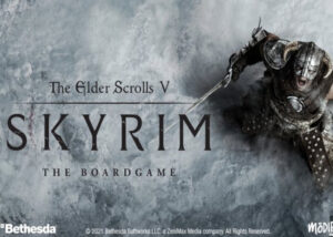 Skyrim board game
