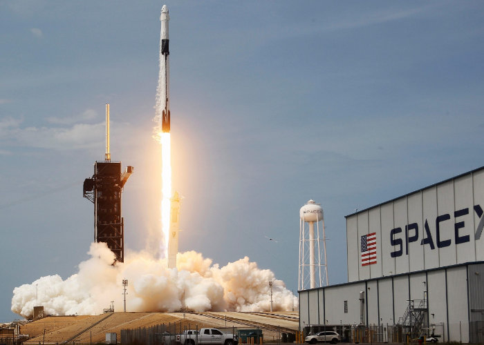SpaceX Falcon 9 Starlink Mission
