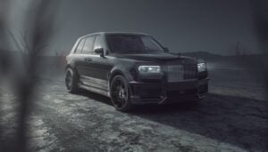 Spofec Rolls-Royce Black Badge Cullinan
