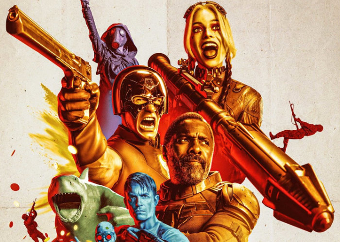 Suicide Squad Red Band