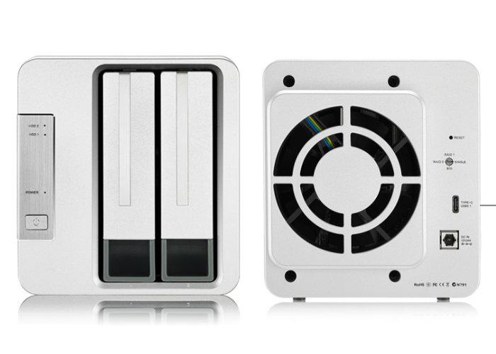 TerraMaster D2-310 USB-C