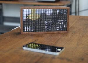 Tidbyt smart display