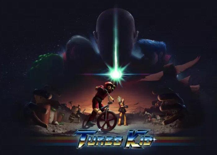 Turbo Kid game