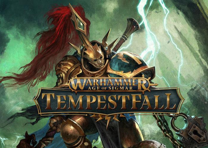 Warhammer Age of Sigmar: Tempestfall