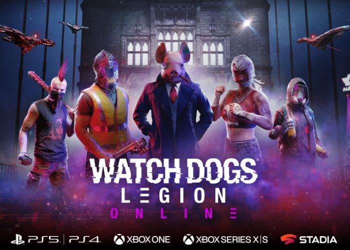 Watch Dogs: Legion Online Mode