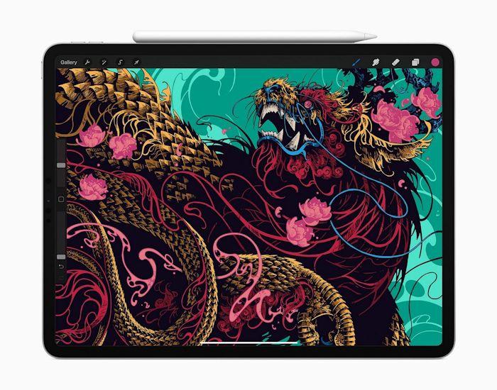 12.9 inch iPad Pro