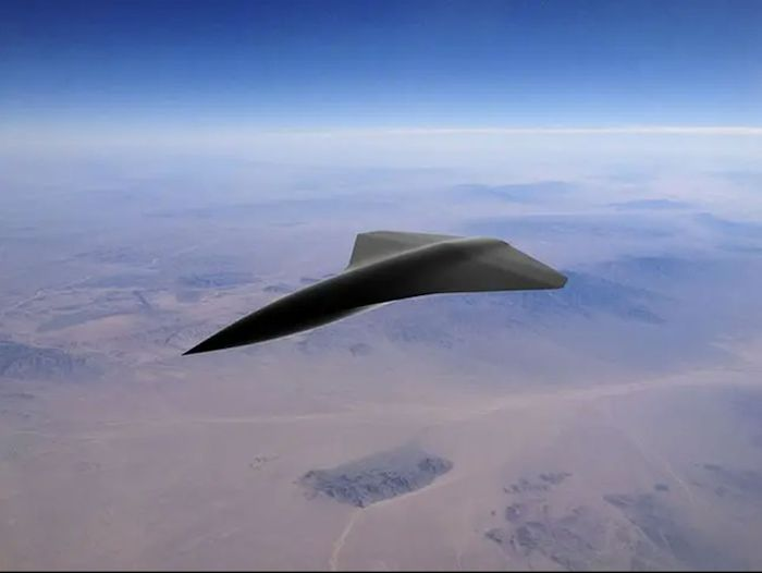 Unmanned Combat Drone Hits Speeds Of Over 1,500mph - Geeky Gadgets
