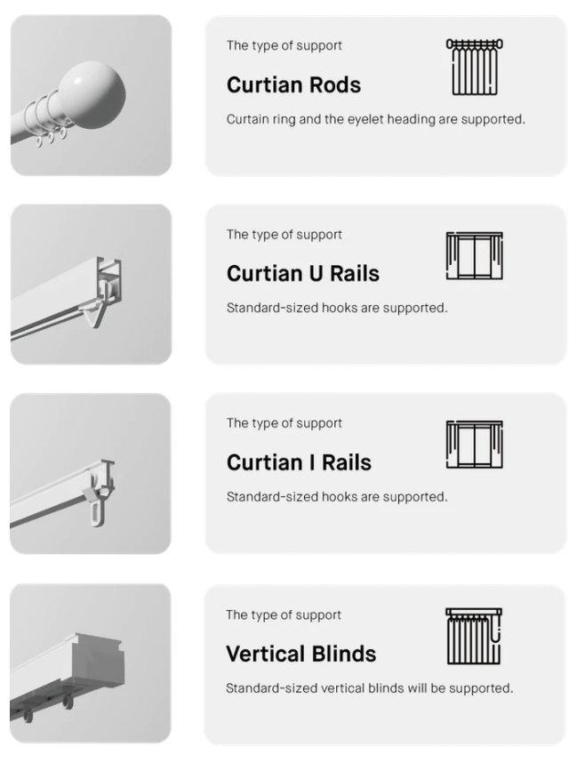 automatic curtain opener Kickstarter