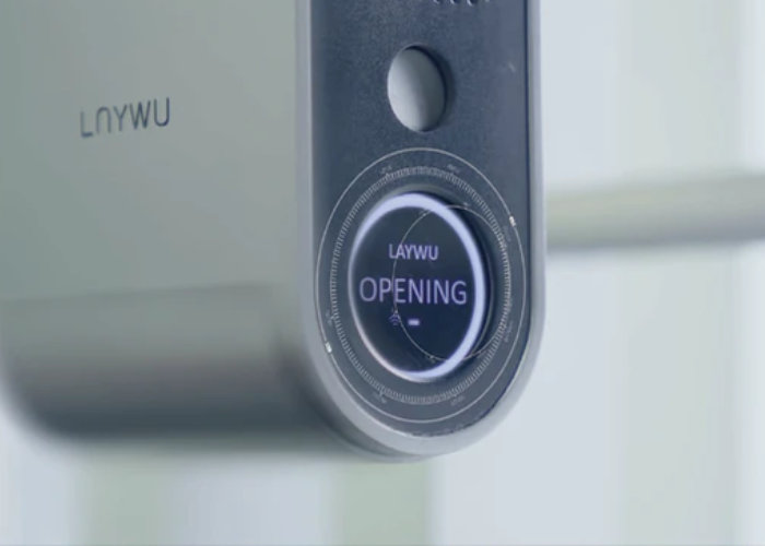 automatic curtain opener