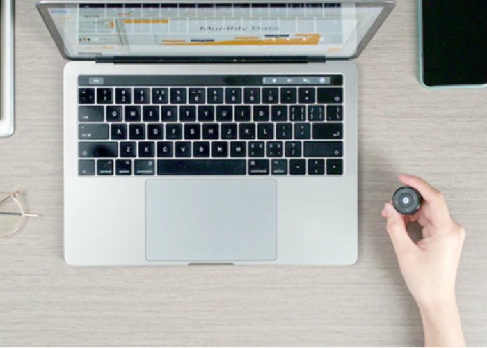 ProLab mouse is a tiny all-in-one control hub - Geeky Gadgets