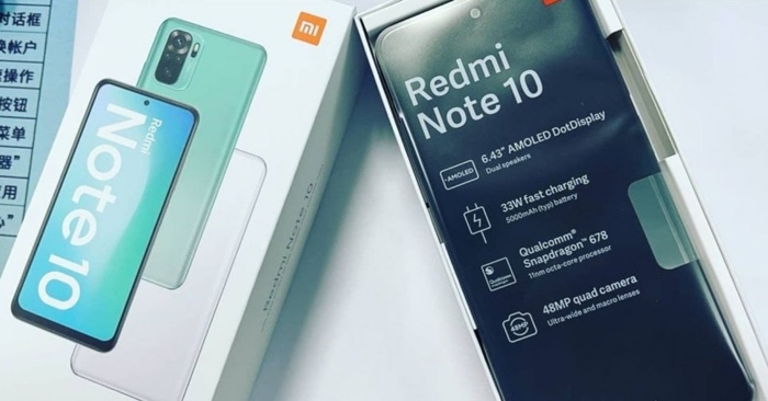 Xiaomi Redmi Note 10