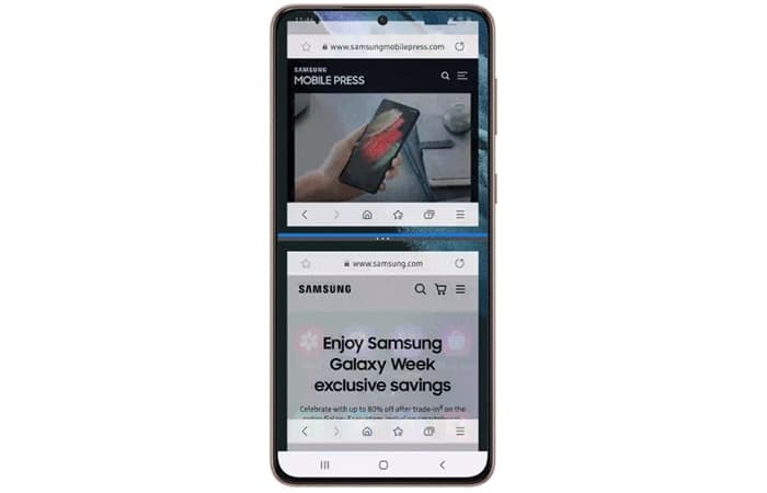 Samsung Internet 14.0 beta