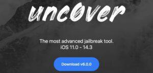 unc0ver 6.0.0 iOS jailbreak