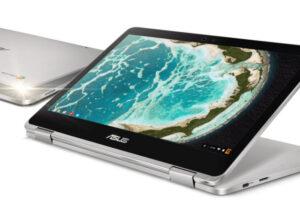 ASUS Chrome Enterprise laptops unveiled