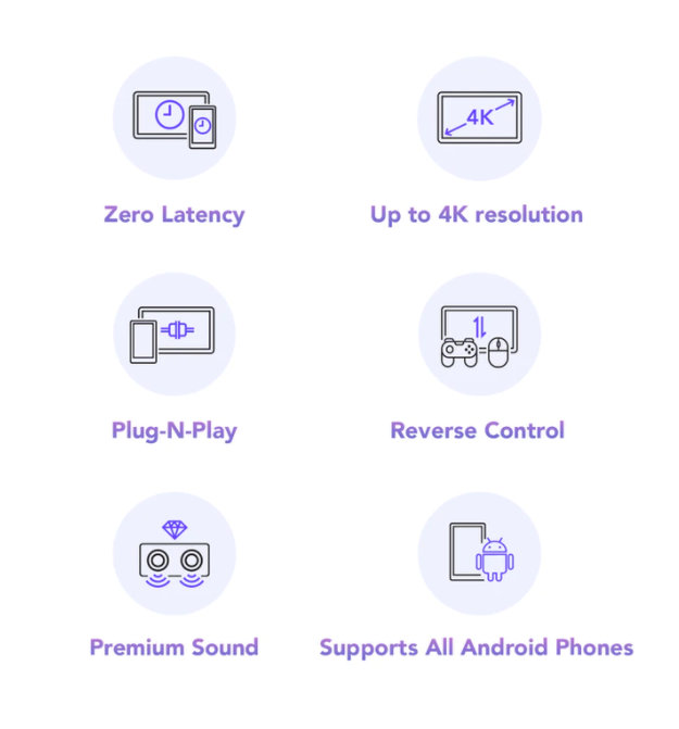 AnyConsole Android games console