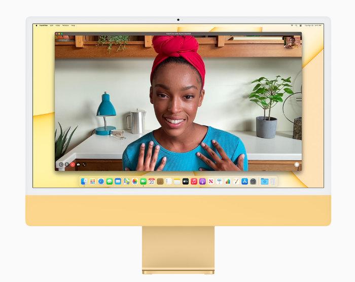 Apple 24 inch iMac