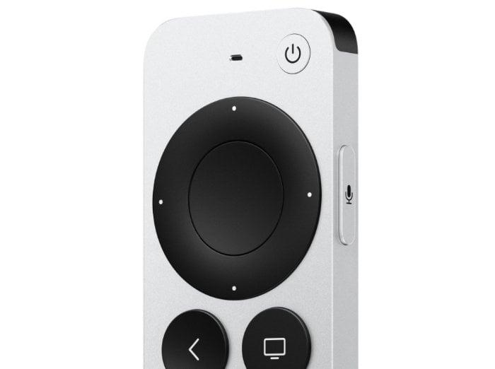 Apple TV 4K 2021 remote