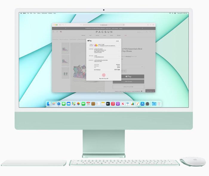 Apple iMac 24 inch