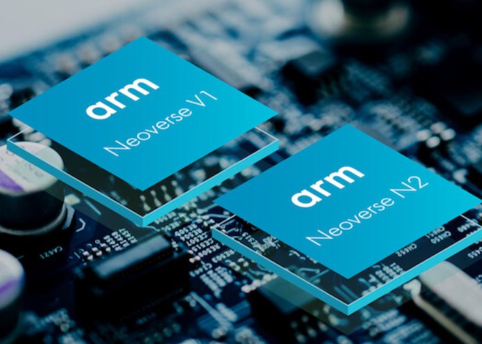 Arm Neoverse N2 and V1 server platforms unveiled