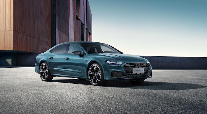 Audi A7L Sedan
