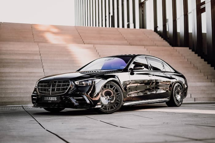 Brabus Mercedes S Class